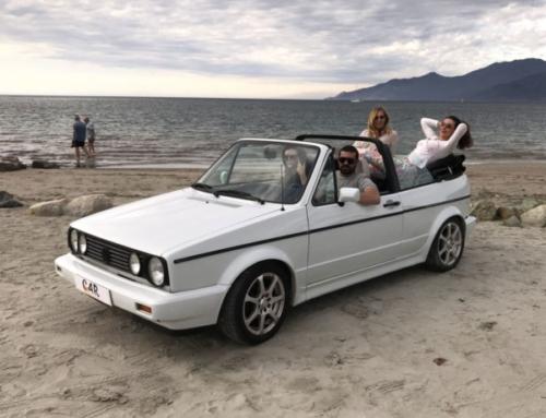 Golf 1 Karmann cabriolet Volkswagen
