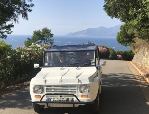 Location de nos Méhari : découvrez la Corse avec style !